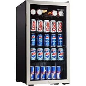 Danby DBC120BLS Beverage Center – Stainless Steel