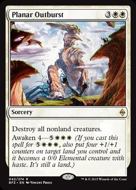 Magic: the Gathering - Planar Outburst (042/274