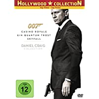 Daniel Craig James Bond 007 Collection [3 DVDs]