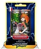 Pok�mon - Entrenador Pokemon Juliette, Full Art 161/162 XY08 Imulsion Turbo - Booster de 10 cartas Pok�mon en franc�s