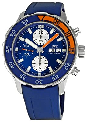 IWC Men's IW376704 Aquatimer Chronograph Watch