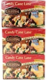Candy Cane Lane Green Tea Decaf 20 Bags. 3 Pack