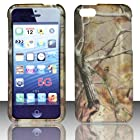 Camo Pine Apple Iphone 5, 5g At&t. Verizon, Sprint, C Spire Case Cover Hard Phone Case Snap-on Cover Rubberized Touch Hard Shell Protector Cover Phone Hard Case