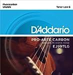 Daddario EJ99TLG Tenor Low G Pro-Arte...
