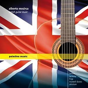 British Guitar Music by Paladino