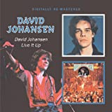 David Johansen -  Live It Up/ David Johansen