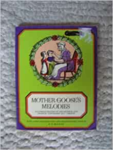 Mother Goose's Melodies: Everett F. Bleiler: 9780486425771: Amazon.com
