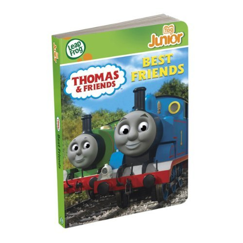 Leap Frog Tag# Junior Thomas The Tank Engine