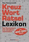 Kreuzworträtsellexikon: Über 400.000 Begriffe