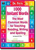 img - for 1000 Instant Words by Fry, Edward Bernard (1999) Paperback book / textbook / text book