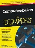 img - for Computerlexikon f r Dummies (German Edition) book / textbook / text book
