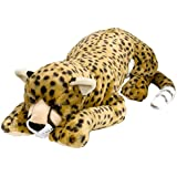 """Cuddlekins Cheetah 30"""" Plush"""