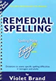 Remedial Spelling (Spelling Made Easy S.)