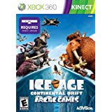 Ice Age: Continental Drift Kinect