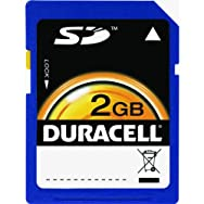 Dane-Elec DU-SD-2048-C 2 GB SD Memory Card
