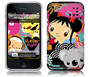 Amazon.com: Zing Revolution MS-NHKL30001 iPhone 2G-3G-3GS- Ni Hao Kai