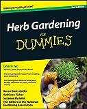 Herb Gardening For Dummies
