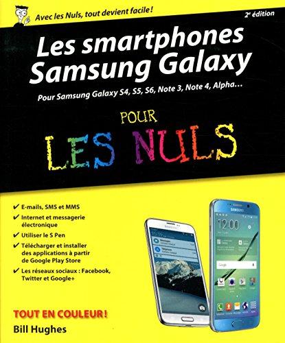 Les Smartphones Samsung Galaxy pour les Nuls 2e édition