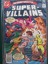 The Secret Society of Super-villains Comic Book (The Plunder Plan, 12)