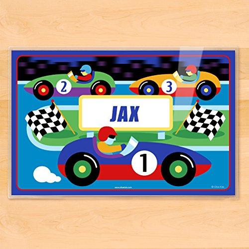 Race Car Bedding front-442888
