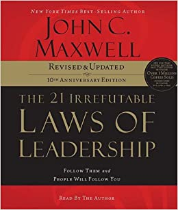 john maxwell 21 laws of leadership pdf
