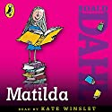 Matilda Audiobook by Roald Dahl Narrated by Kate Winslet