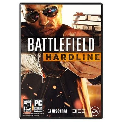 New Electronic Arts - Battlefield Hardline PC - (Type of Product:Video games-PC games) - New