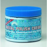 BlueMagic 400 Metal Polish Cream - 7 oz.