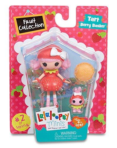Lalaloopsy Toy Food : Lalaloopsy minis doll tart berry basket food beverages