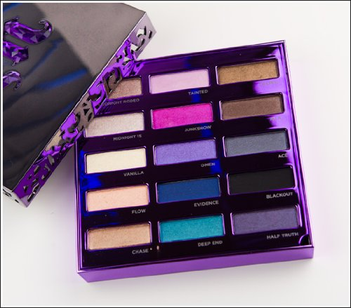 Review: Urban Decay 15 Year Anniversary Eyeshadow Collection