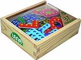 Lena 65823 - Holz Magnet Buchstaben