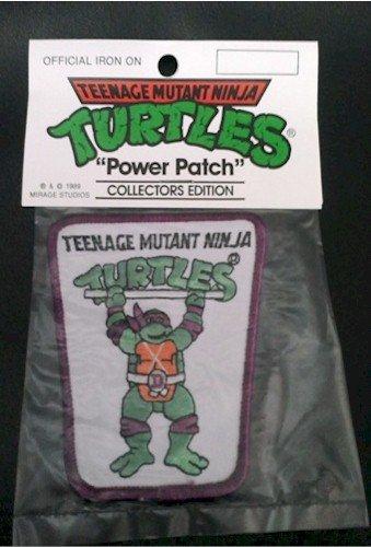 TMNT Teenage Mutant Ninja Turtles Power Patch Collectors Ed Donatello