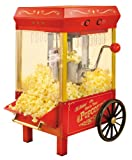 Nostalgia Electrics KPM508 Vintage Collection Kettle Popcorn...