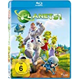 "Planet 51 [Blu-ray]von ""Jorge Blanco"""