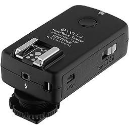 Vello FreeWave Aviator Wireless TTL Receiver for Canon E-TTL / E-TTL II Flashes