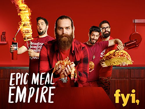 Epic Meal Empire Season 1