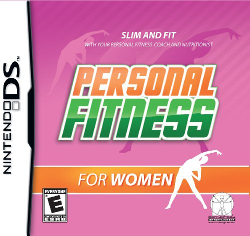 Personal Fitness Women - Nintendo DS - 1