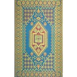 Mad Mats Oriental Turkish Indoor/Outdoor Floor Mat