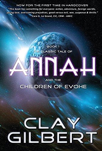 Annah: The Children of Evohe, Book 1