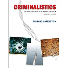 VangoNotes for Criminalistics: An Introduction to Forensic Science, 9/e  by Richard Saferstein Narrated by Amy LeBlanc, Charles Barnett III