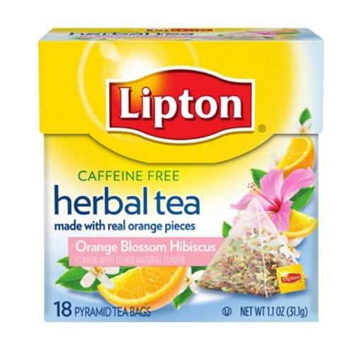 Lipton Tea Caffeine