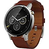 Moto 360 2nd Gen Mens 46mm AP3649AD6J4 [�V���o�[/�R�j���b�N���U�[]