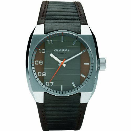 Diesel Men's Analogue Watch DZ1394 With Brown Strap