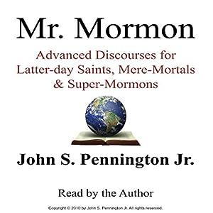 Mr. Mormon Audiobook
