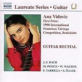 ギターリサイタル:アナ・ヴィドヴィチ