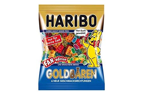 Haribo Goldbären Fan-Edition Fruchtgummi