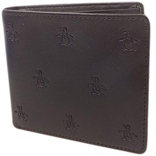 Original Penguin  Penguin wallet (6224), Portafogli  Uomo Chocolate Torte Taglia unica