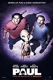 Paul, Ein Alien auf der Flucht Poster (61cm x 91,5cm) + a free surprise poster!