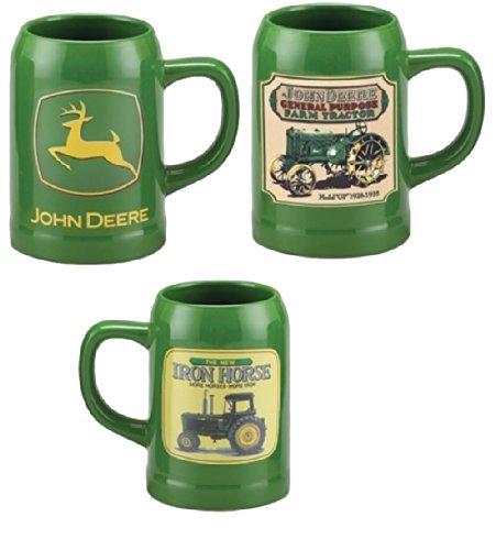 John Deere Licensed Mug Set 17 Ounce