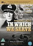In Which We Serve (Restored) [DVD]